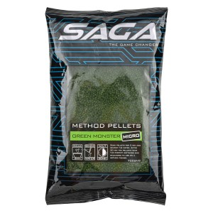 Saga - Method Micro Pellets