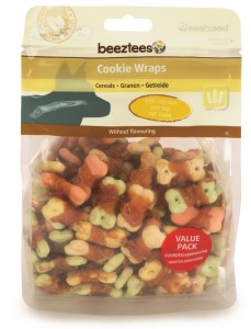 Beeztees - Cookie Wraps