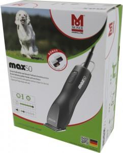 Moser - Tondeuse Max 50 Zwart