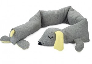 Beeztees Puppy Knuffel Cosy Doggy grijs