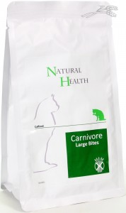 Natural Health Cat - Carnivore Large Bite