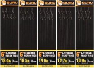 Guru - X-Strong Carp Pole Rigs 6''