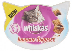 Whiskas -  Immune Support 50gr