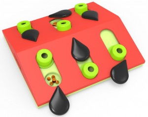 Nina Ottosson - Puzzle & Play Melon Madness