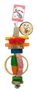 Birrdeez - Loofah Toy