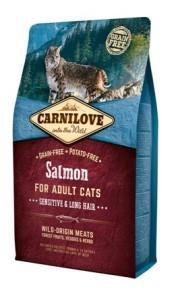 Carnilove - Zalm Sensitive & Long hair