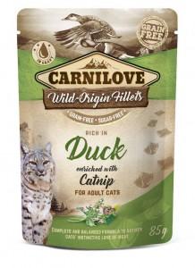 Carnilove - Pouch Eend met Catnip