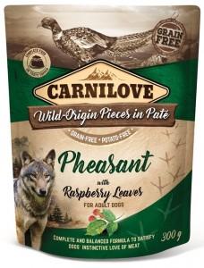 Carnilove - Pouch Fazant verrijkt met frambozenblaadjes