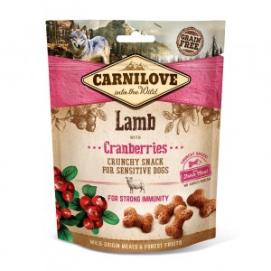 Carnilove - Crunchy Snack 200 gram