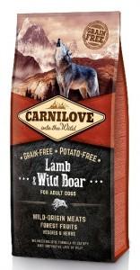 Carnilove - Lam en Wild Zwijn Adult