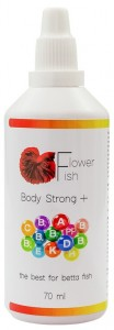 FlowerFish - Betta Body Strong+