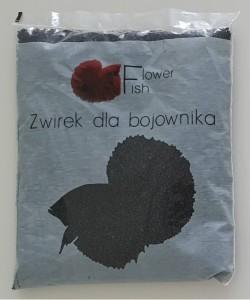 FlowerFish - Betta Grind Zwart