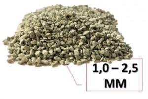 Zeopet - Bodembedekking 1.0 - 2.5 mm