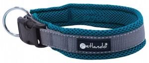 Petlando - Outdoor Halsband Mesh Petrol