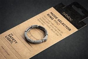 Orbiloc - Mode Selector Ring Pro