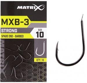 Matrix - MXB-3 Barbed Spade End