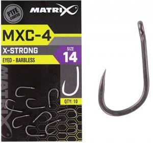 Matrix - MXC-4 Barbless Eyed
