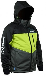 Matrix Wind Blocker Fleece Jacket