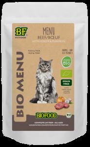 Biofood - Organic Rund Menu
