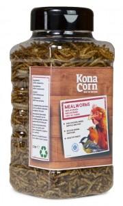Konacorn - Gedroogde meelwormen