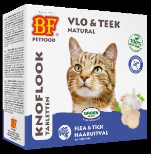 Kattensnoepjes - Naturel anti-vlo