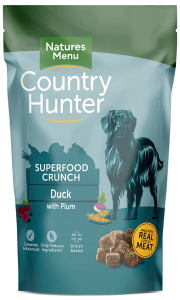 Natures Menu - Country Hunter Crunch 1200gr