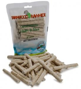 Farm Food - Dental Munchie Heart & Rice