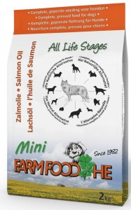 Farm Food HE - Mini Zalmolie
